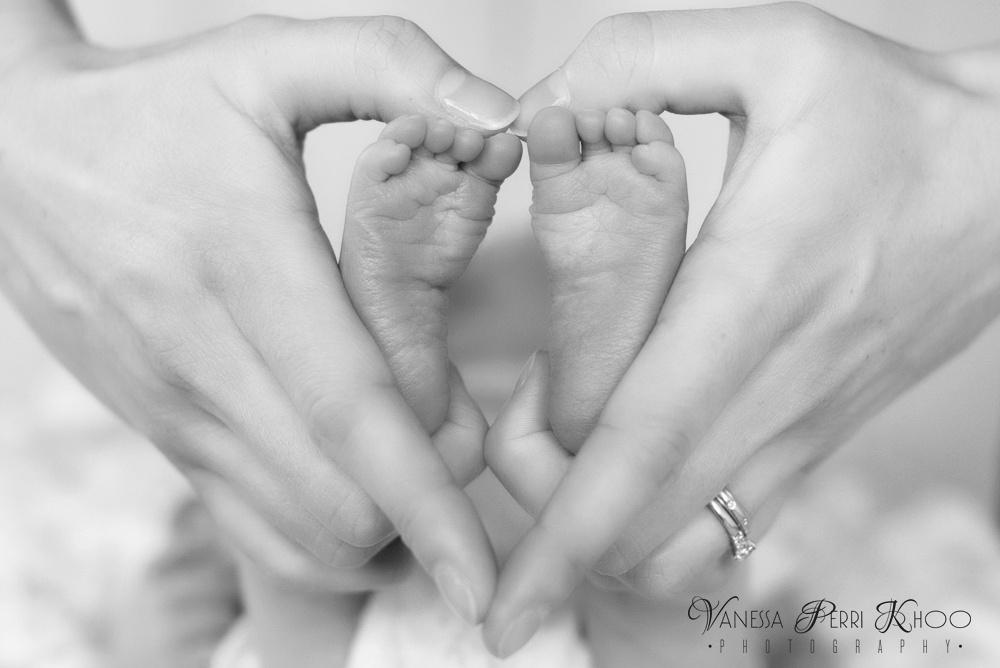 Newborn Photographer Devon